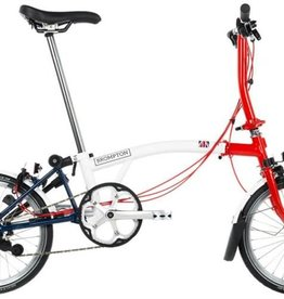 Brompton Brompton BWC Limited Edition S6L
