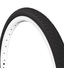 "Tannus Tannus Solid Tire, 16"" x 1.25"" for Brompton, Black"