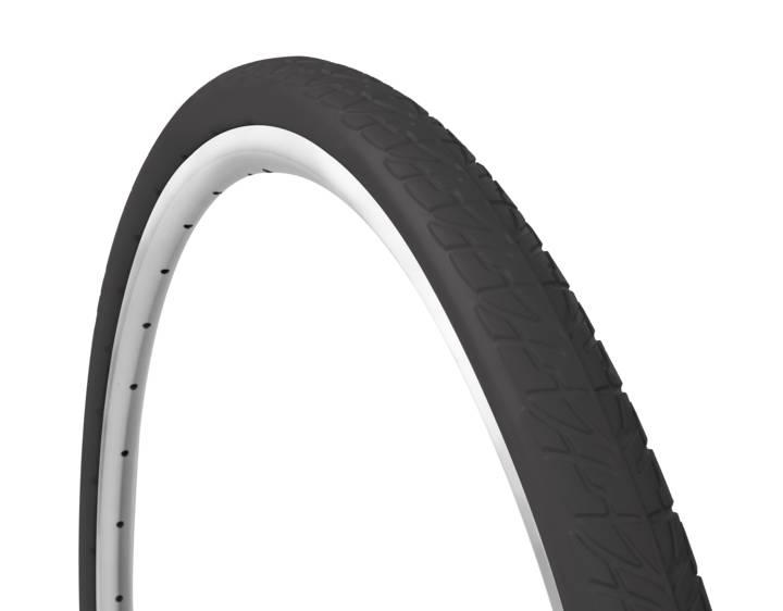 """Tannus Tannus Solid Tire, 20"""" x 1.5"""" (40-406), Black"""