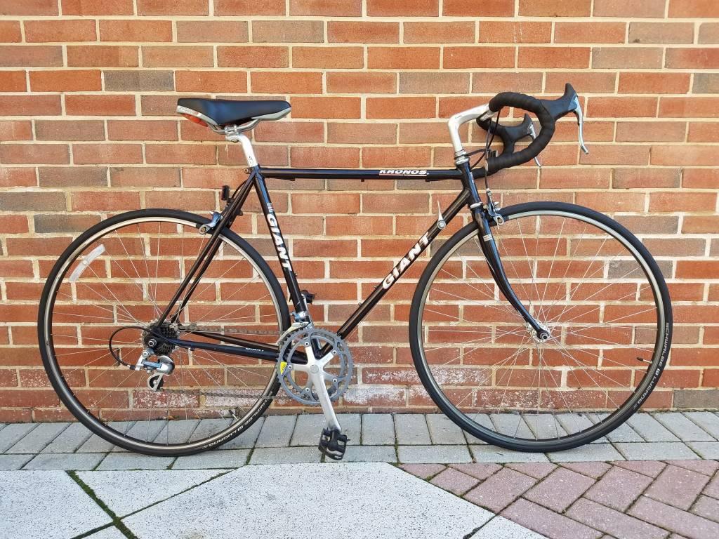 Giant 53 Cm Giant Kronos Purple The Underground Bike Shop