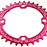 RaceFace RaceFace Narrow Wide Chainring 32T Red