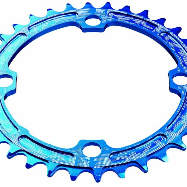 RaceFace RaceFace Narrow Wide Chainring 32T Blue