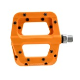 "RaceFace Race Face Chester Composite Platform Pedal: 9/16"" Orange"