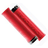 RaceFace GRIPS,HALF NELSON,SINGLE LOCK ON,RED