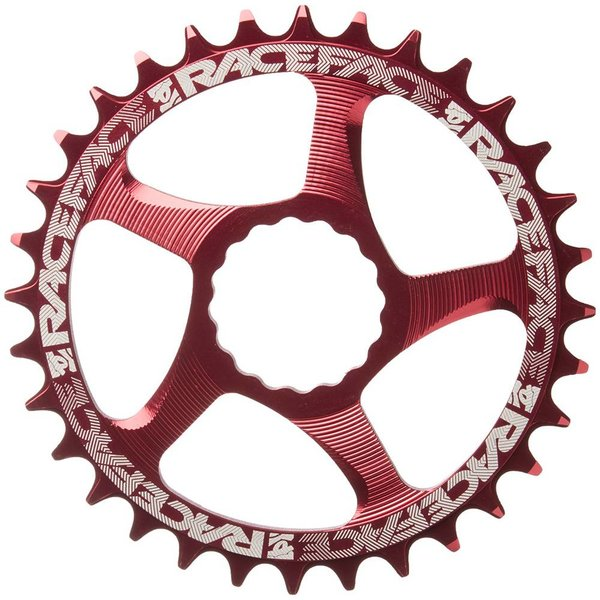 RaceFace RaceFace Cinch Direct Mount Narrow Wide Chainring, 32t Red