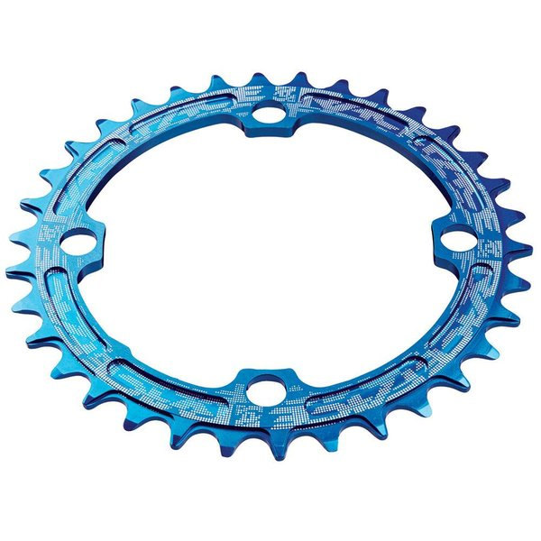 RaceFace RaceFace Narrow Wide Chainring 34T Blue
