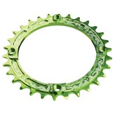 RaceFace RaceFace Narrow Wide Chainring 30T Green