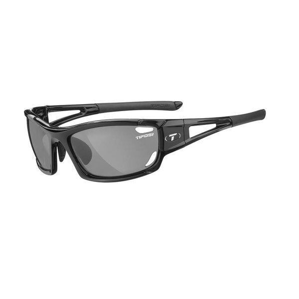TIFOSI OPTICS Dolomite 2.0, Gloss Black Polarized Fototec Sunglasses
