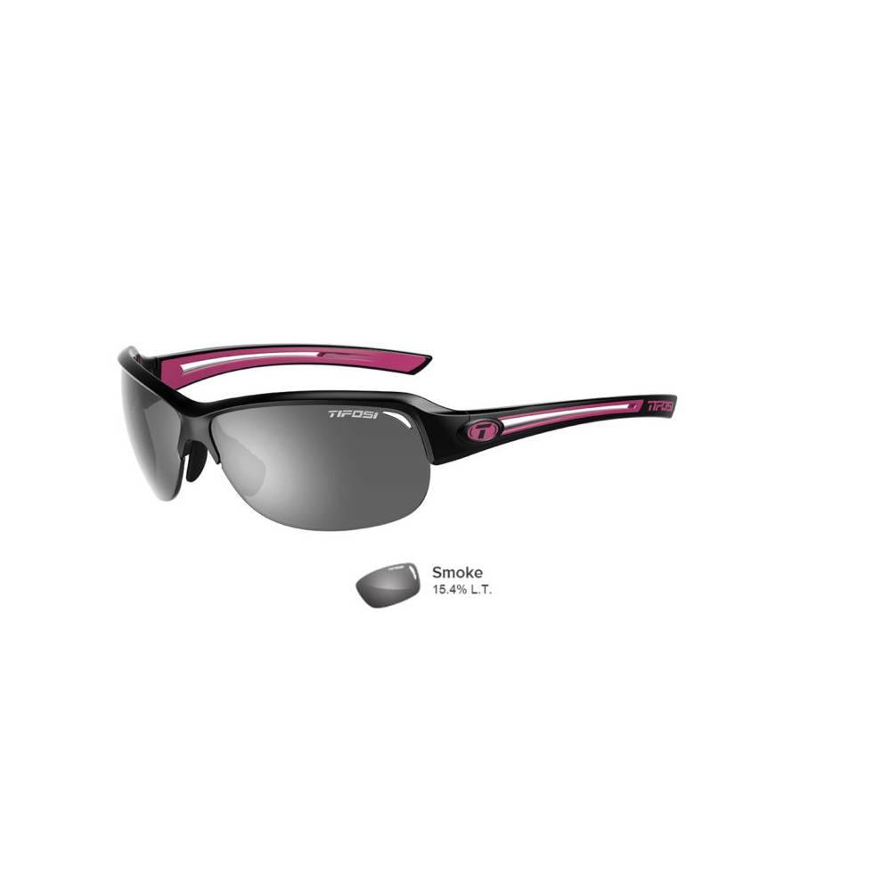 TIFOSI OPTICS Mira Black/Pink Single Lens Sunglasses