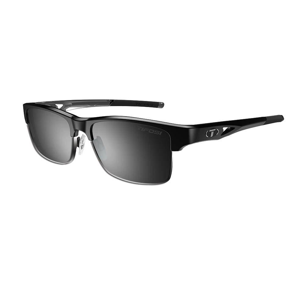 TIFOSI OPTICS Highwire, Crystal Black Swivelink Sunglasses