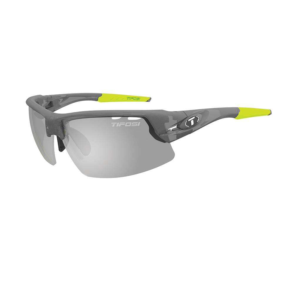 TIFOSI OPTICS Crit, Matte Smoke Fototec Sunglasses