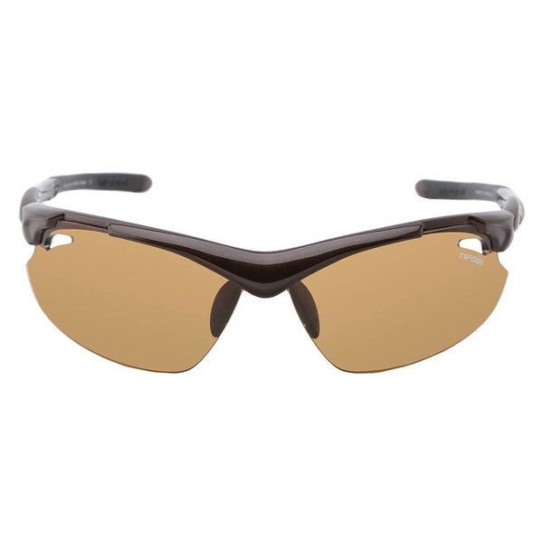 TIFOSI OPTICS Tyrant 2.0, Mocha Polarized Fototec Sunglasses