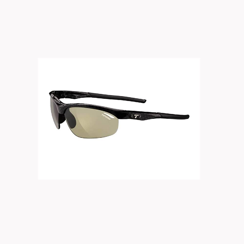 TIFOSI OPTICS Veloce, Gloss Carbon Fototec Sunglasses ATG Fototec Lenses