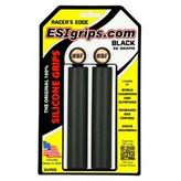 ESI ESI Racer's Edge Silicone Grips: Black
