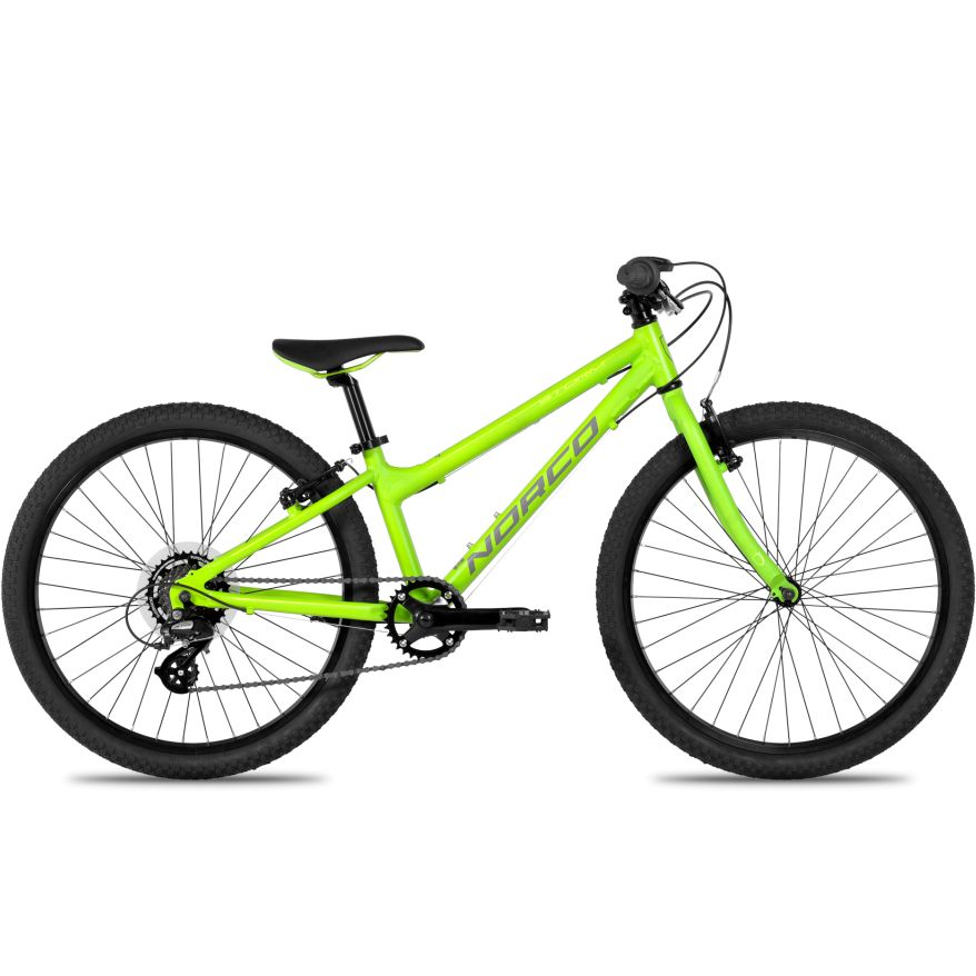 """NORCO Storm 4.3 Green 24"""""""