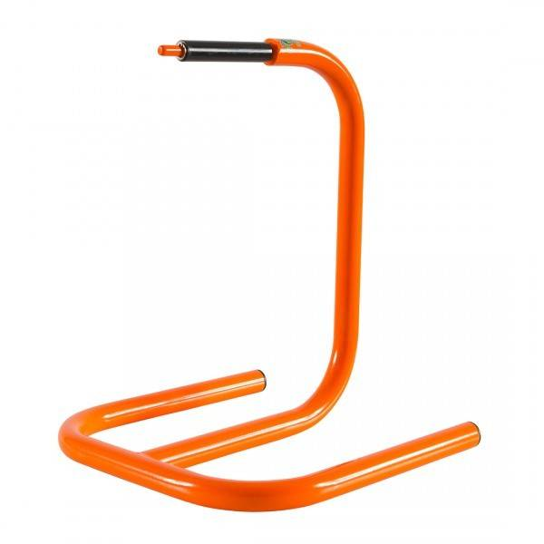 Feedback Sports Scorpion, Floor Stand, Tall Orange