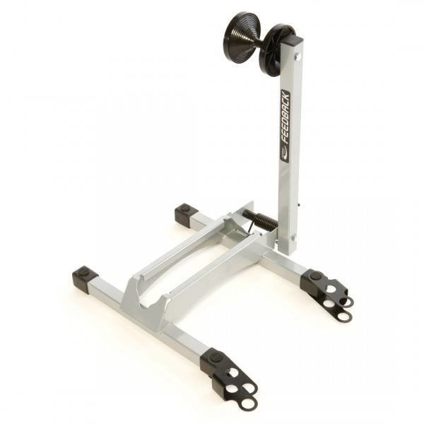 Feedback Sports Feedback RAKK Bike Stand Silver