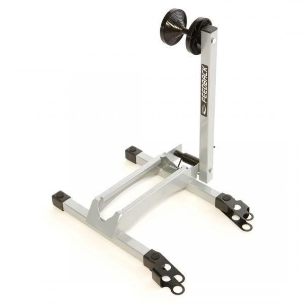 Feedback Sports RAKK - Bicycle Storage Stand - Silver