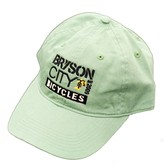 Bryson City Bicycles BCB Square Hat Green