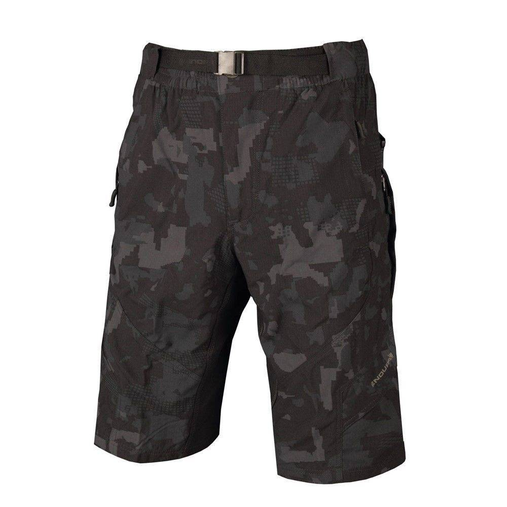 Endura Men's Hummvee Shorts: Camo