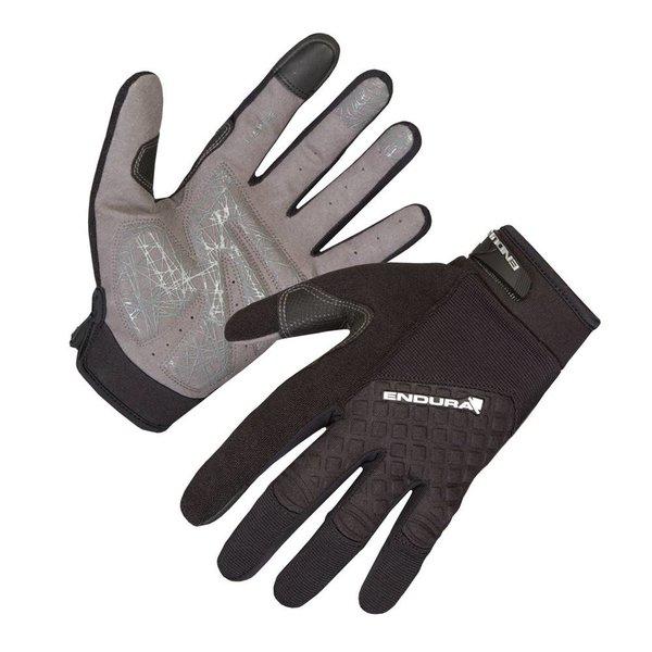 Endura Hummvee Plus Glove, Black