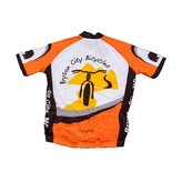 Bryson City Bicycles BCB JERSEY MENS ORANGE
