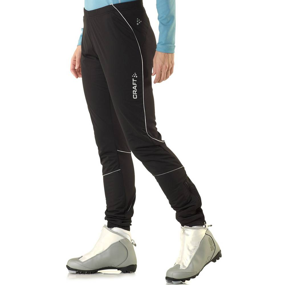 Craft Craft Women's Storm Tight: Black LG
