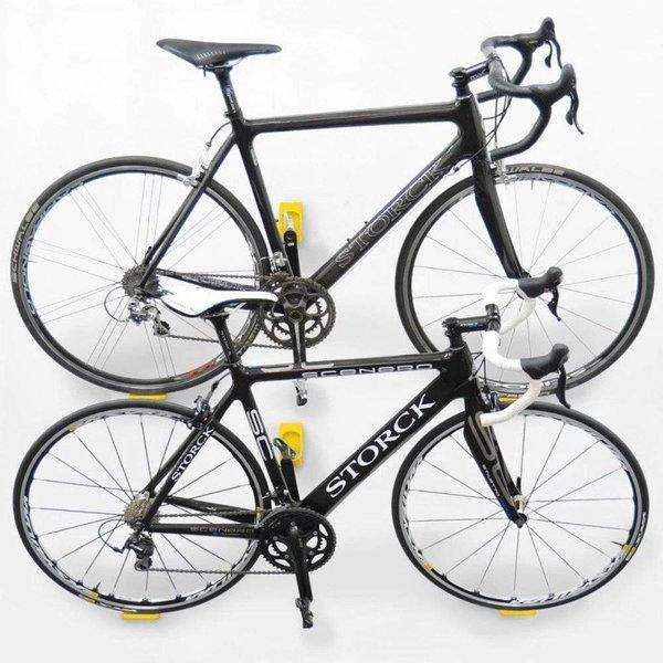 Cycloc Cycloc Hero Wall Mount Bike Rack: Blue