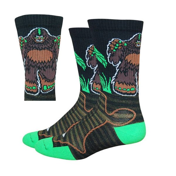 "DeFeet DeFeet Levitator Trail 6"" Bigfoot"