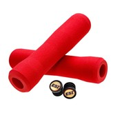 ESI ESI Fit XC Grips: Red