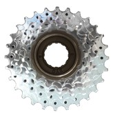 EVO EVO 14-28T 6 Speed Freewheel