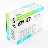 EVO EVO Inner Tube, Presta, 700x28-35C(27x1-1/8,1-1/4), 48mm
