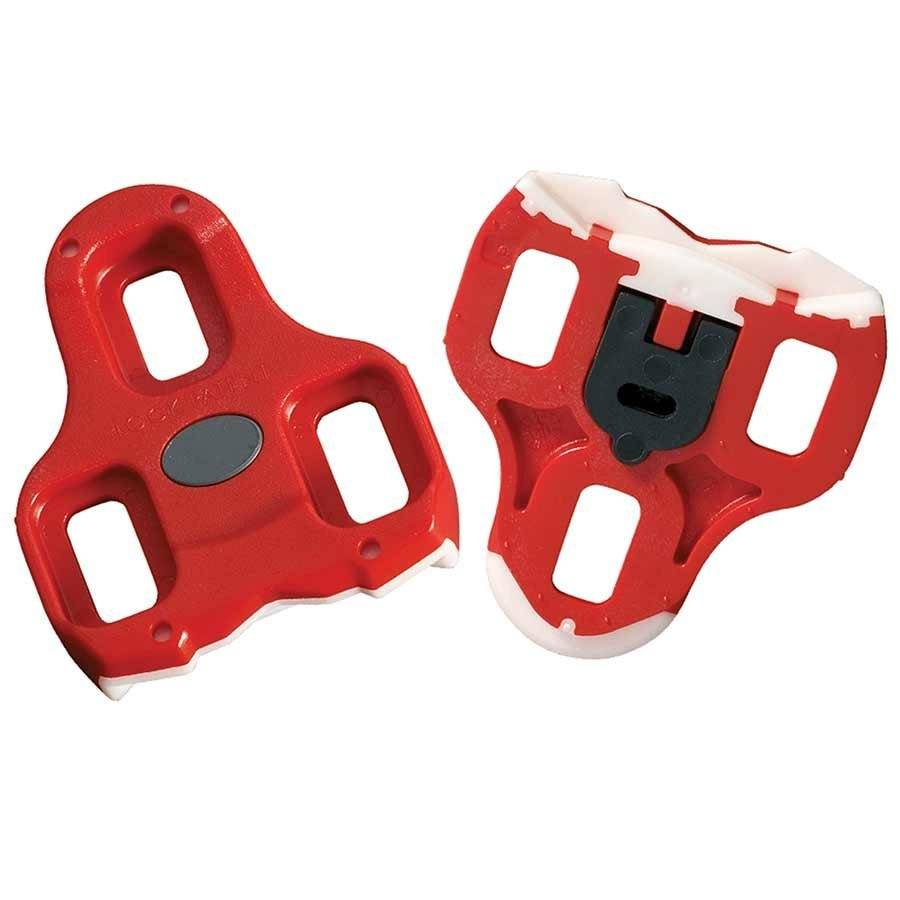 Exus Look Compatible Cleat Red RC-5