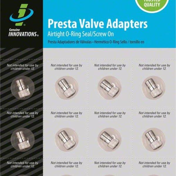 Genuine Innovations Genuine Innovations PV Adapter-Light Alloy Card/12 single