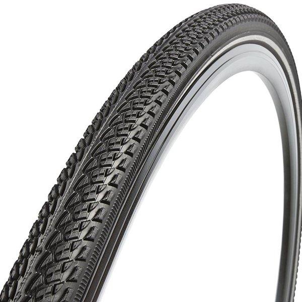 Vittoria Vittoria Randonneur Trail II Tire: 700c 35mm Clincher Black Reflective RFX Wire