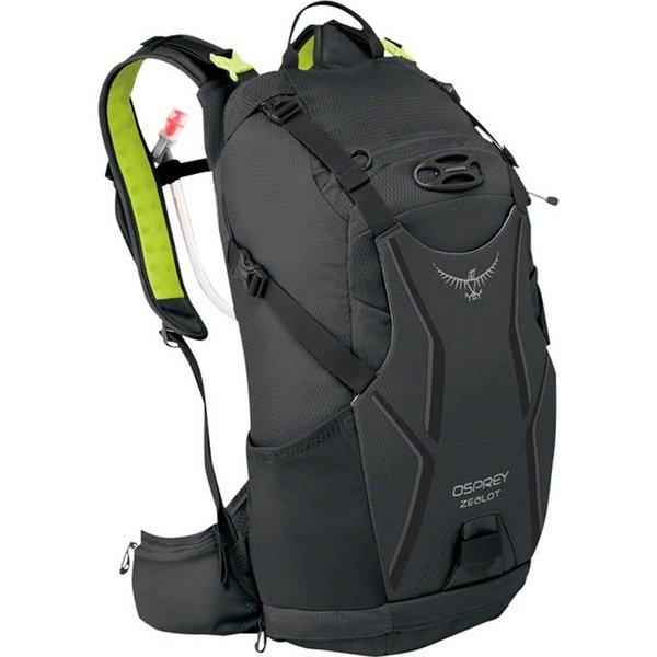 Osprey Osprey Zealot 15 Hydration Pack: Carbide Gray, MD/LG