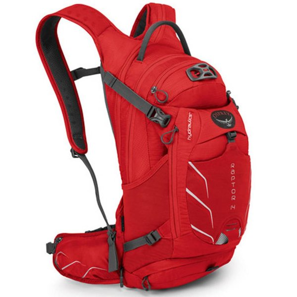 Osprey Packs Raptor 14 Red Pepper