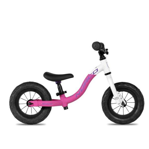 "NORCO Mermaid Run bike Girl's  10"" Wht/Pnk/Prple"