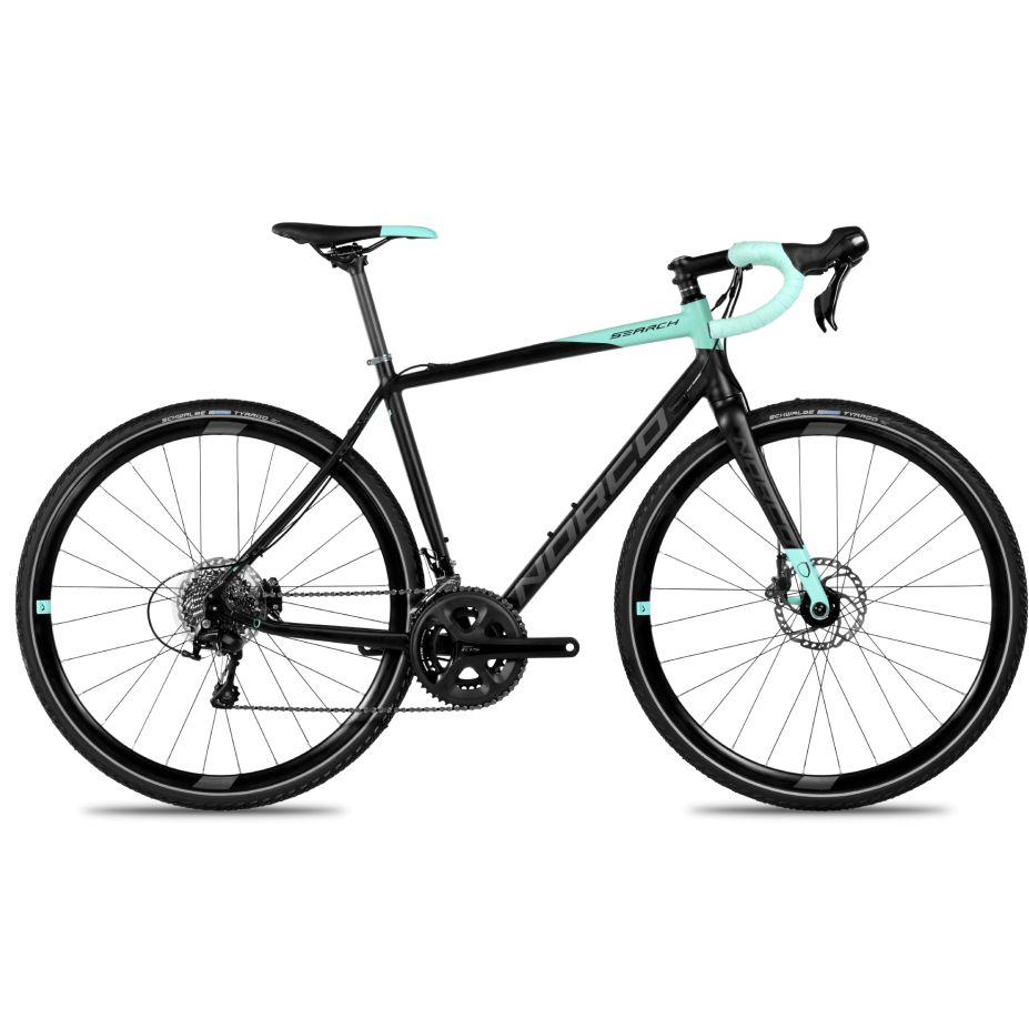 NORCO SEARCH A 105 HYD 58CM  MINT/BLACK