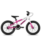 "NORCO Mermaid Girl's Fuchia/White/Black 16"" Wheel"