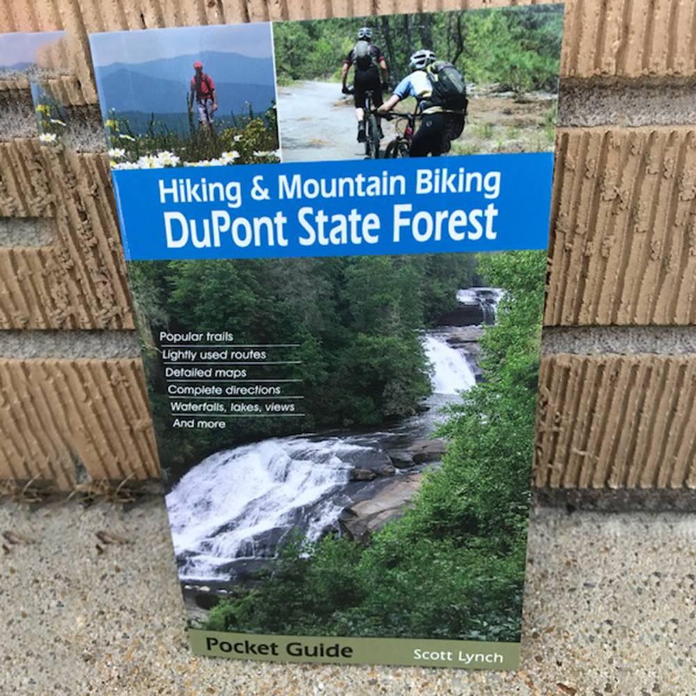 MILESTONE PRESS Hiking & Mountain Biking Dupont State Forest