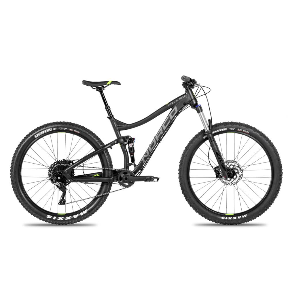 NORCO Norco Fluid 7.1 FS Plus Black L