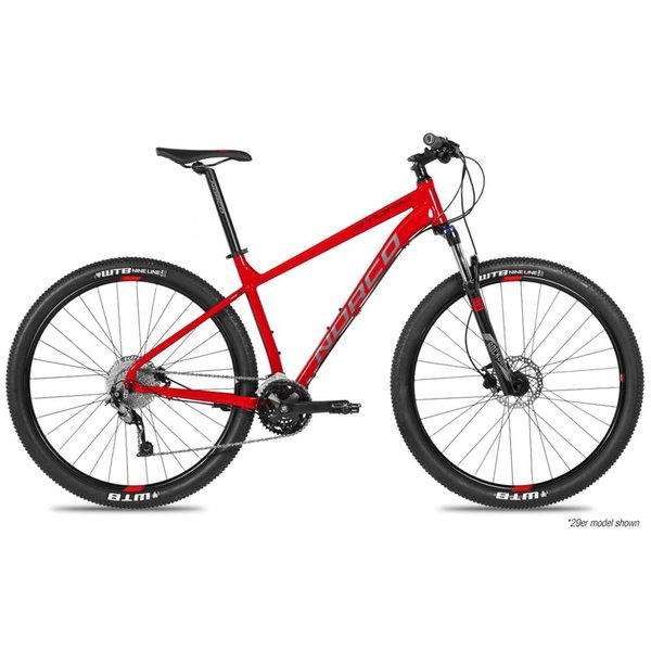 """NORCO Norco Storm 1 Red 27.5"""" XS"""