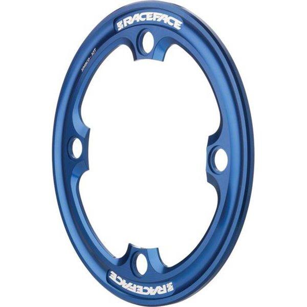 RaceFace BASH GUARD,LIGHT,4-BOLT,PROTECTS 32T BLUE