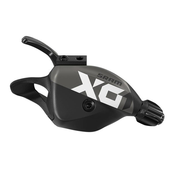 SRAM SRAM X01 Eagle 12-Speed Trigger Shifter with Discrete Clamp, Black