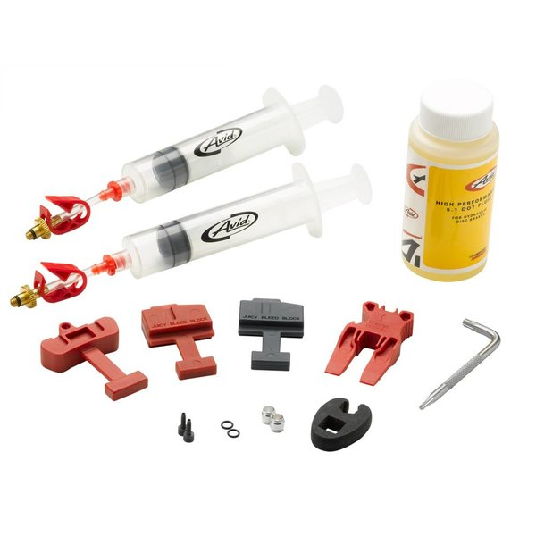 SRAM Avid Disc Brake Bleed Kit (DOT 5.1)