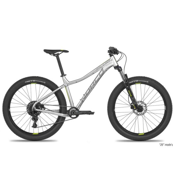 NORCO Norco Fluid 3 HT Silver Womens S 26+