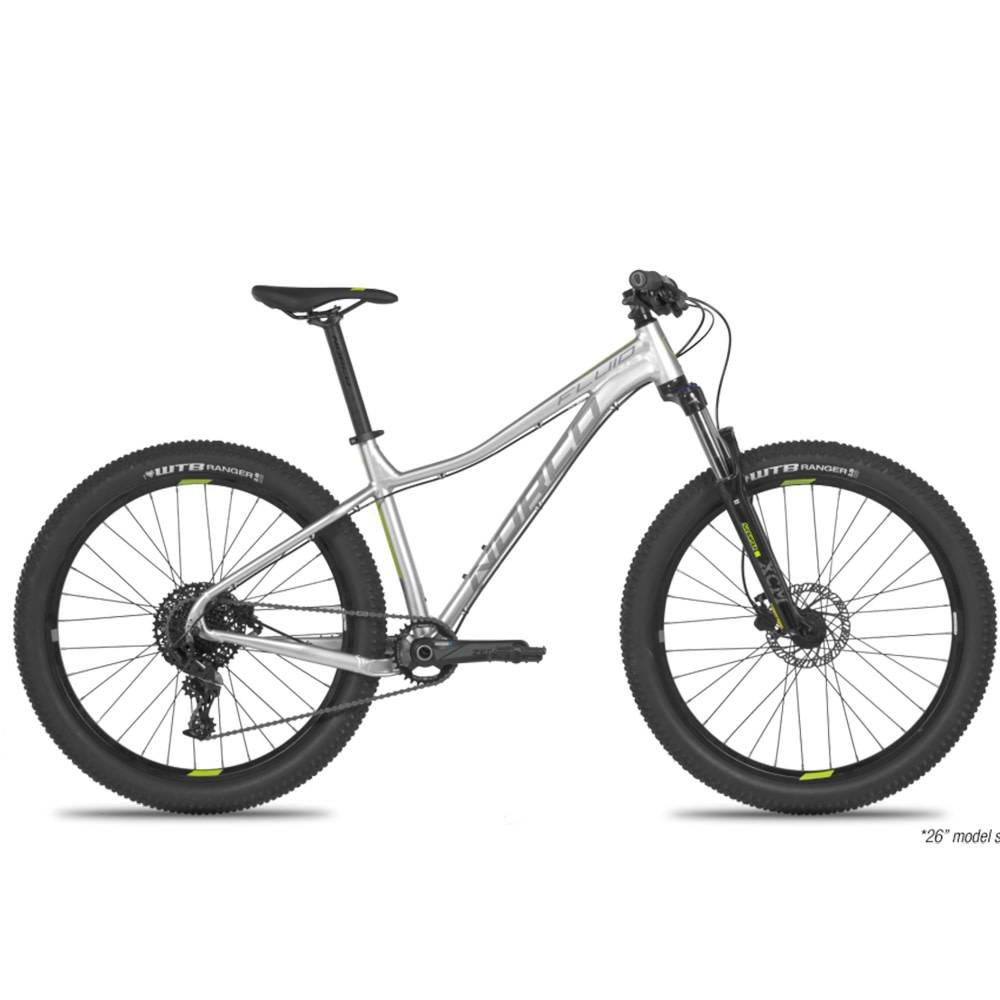 NORCO Norco Fluid 3 HT Silver Womens XS 26+
