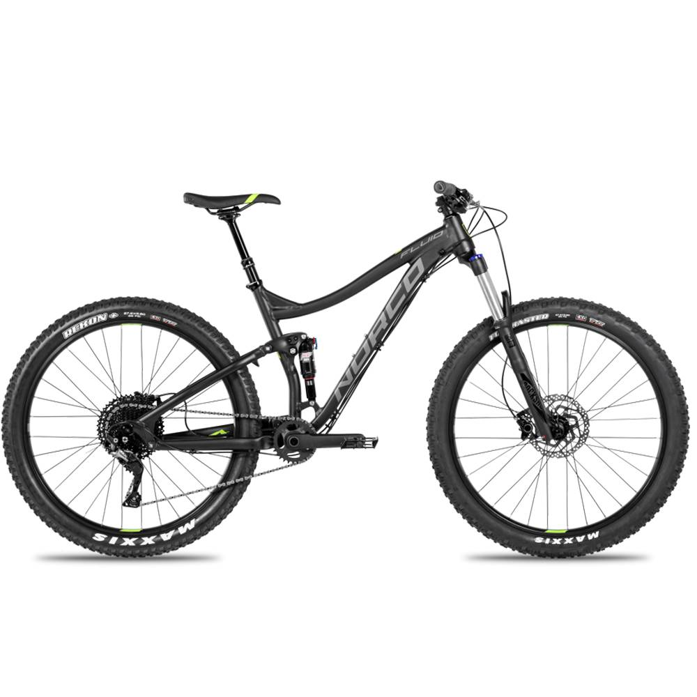NORCO Norco Fluid 7.1 FS Plus Black M