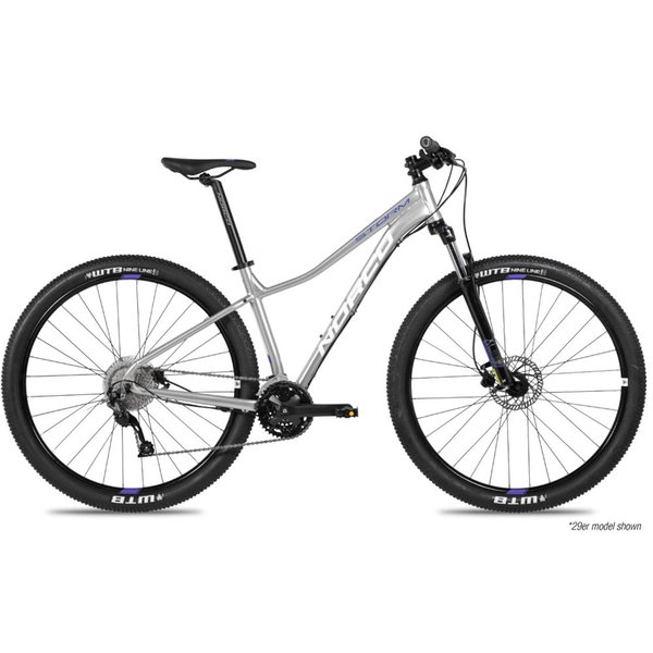 """NORCO Norco Storm 2 Womens Silver 27.5"""" S"""